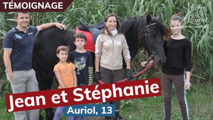 Le témoignage de Jean et Stéphanie